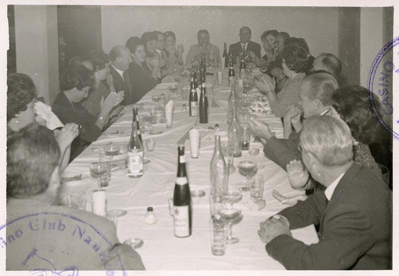 Cena del Casino Club Náutico XII