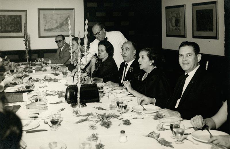 Cena del Casino Club Náutico XIV