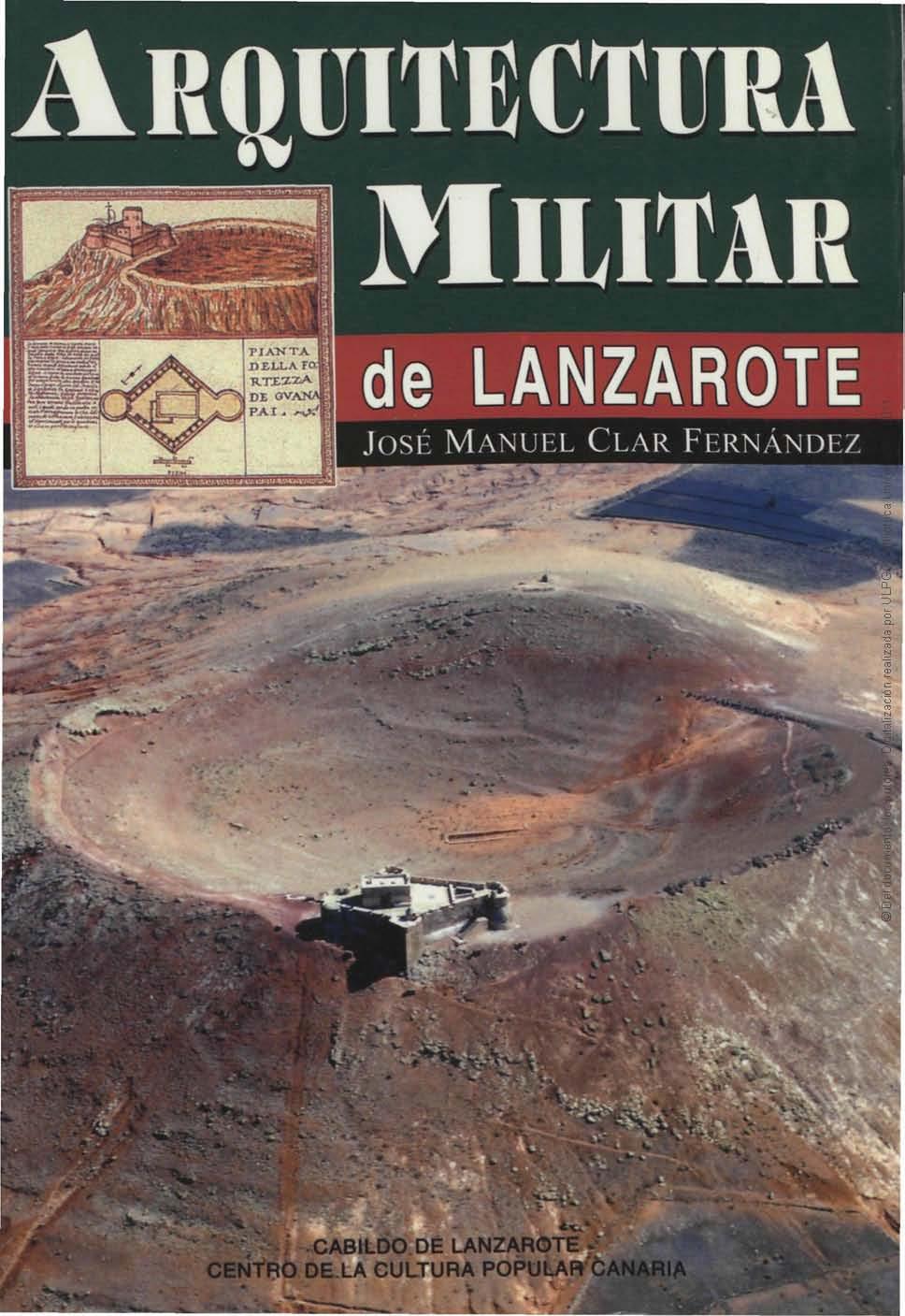 Arquitectura militar de Lanzarote