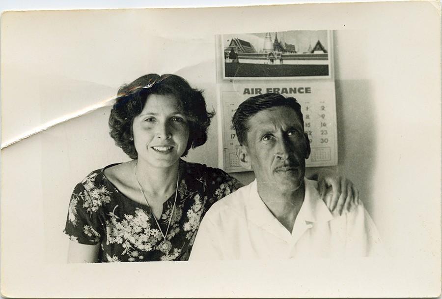 Manuel Betancort y Olimpia Delgado IV