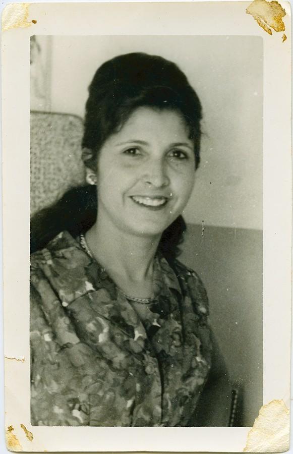 Retrato de Olimpia Delgado IV