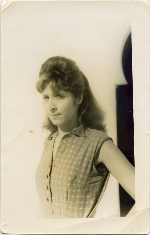Retrato de Olimpia Delgado V