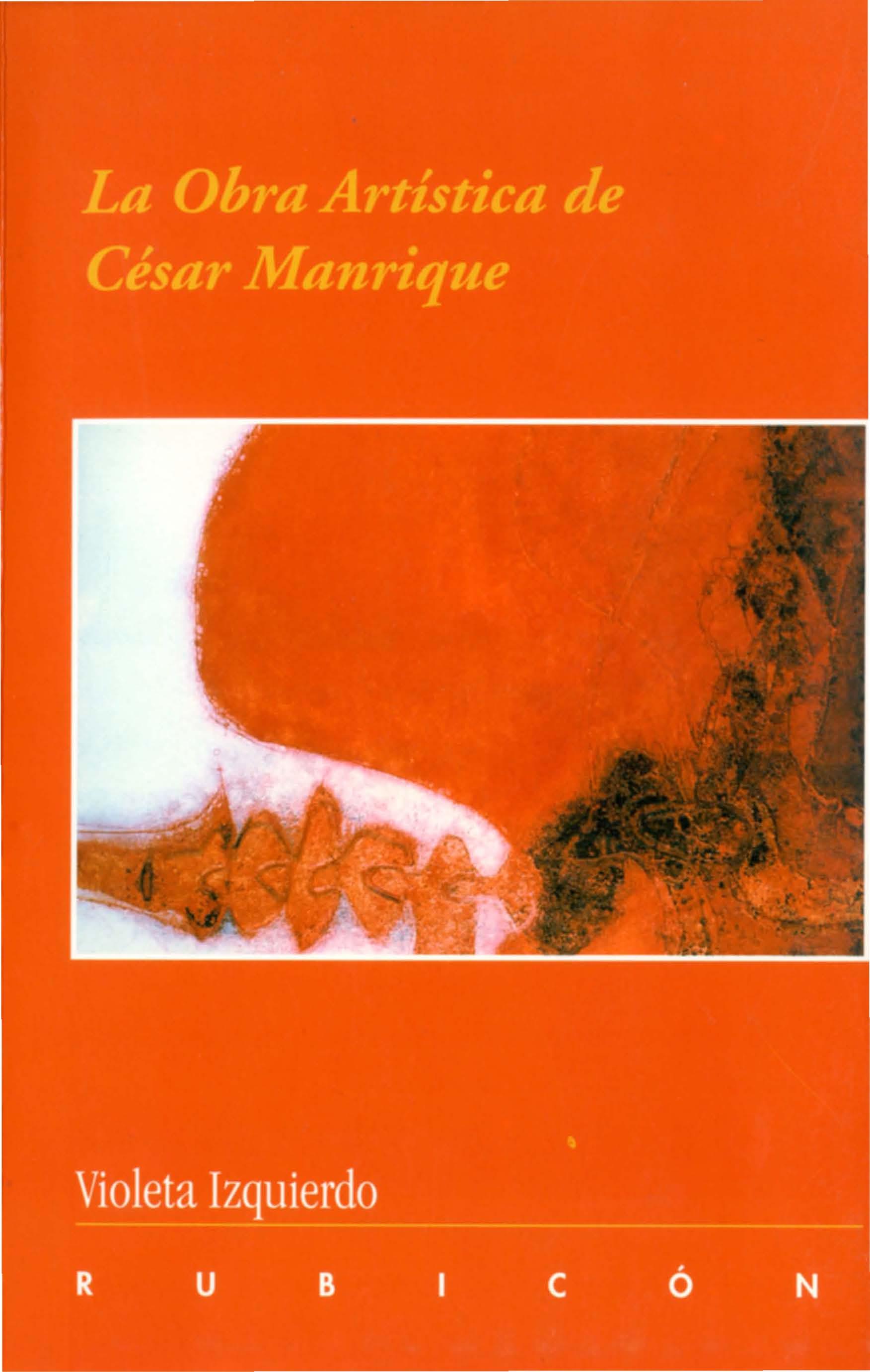 La obra artística de César Manrique