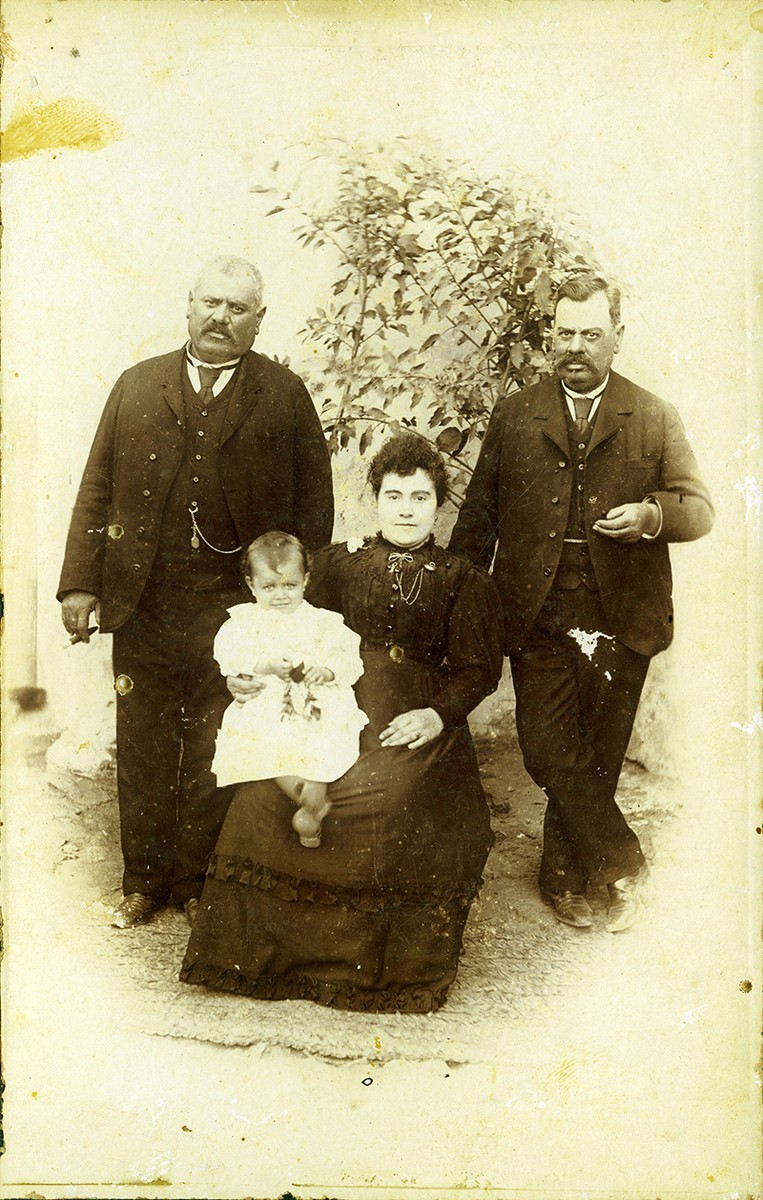 Familia Bethencourt González