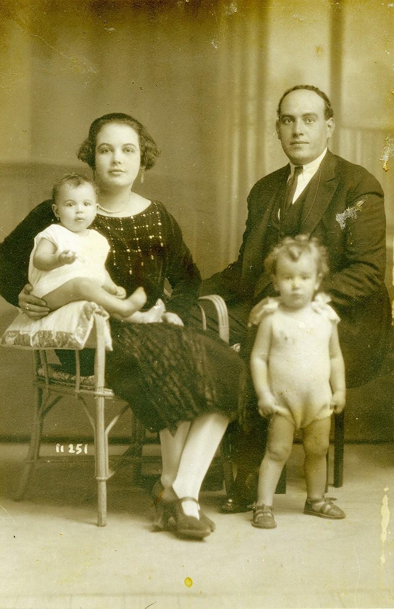 Familia Bethencourt Rocha