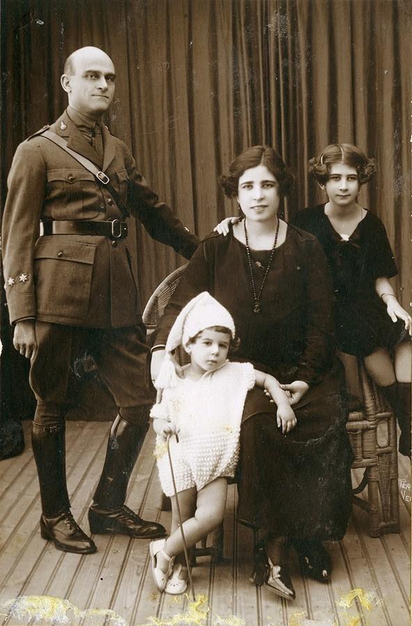 Familia Mora Perdomo