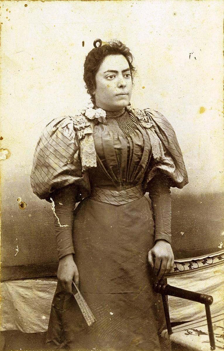 Carmen Rocha Cabrera