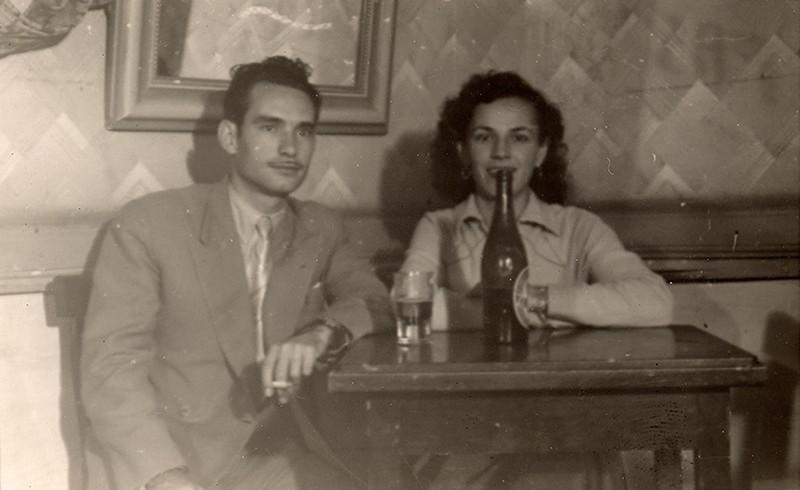 Marcelino García y Fina Barreto