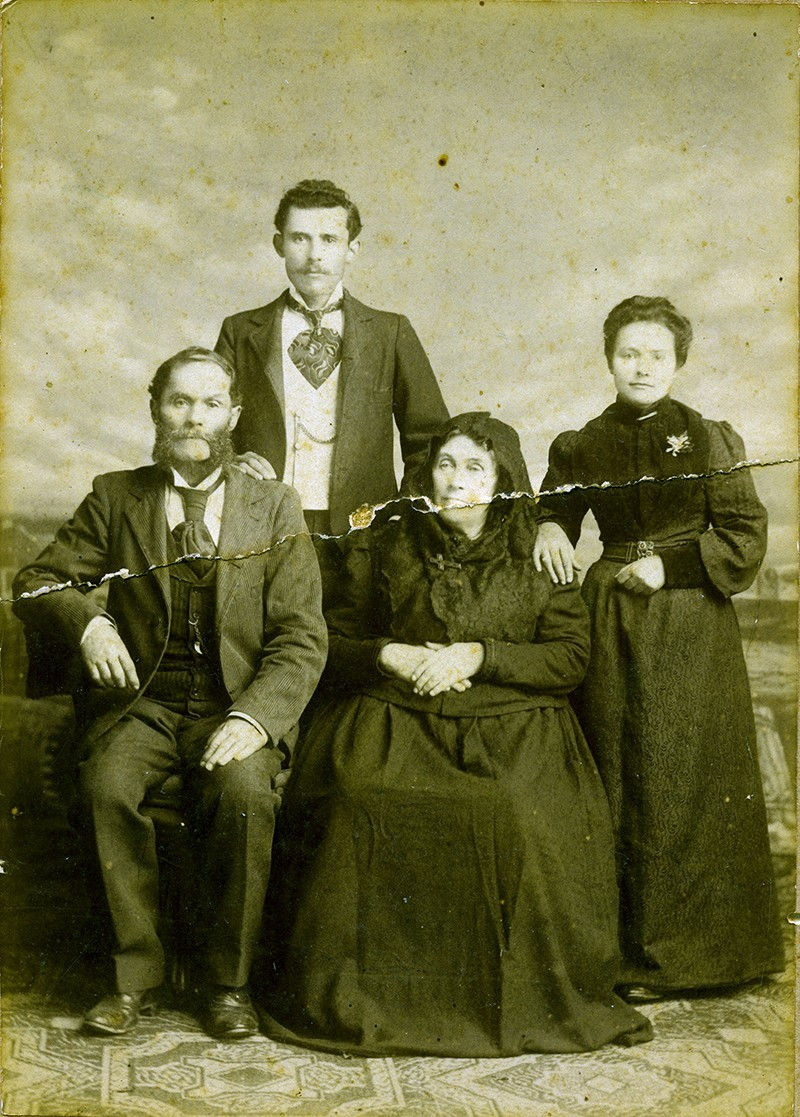 Familia de Avelina González