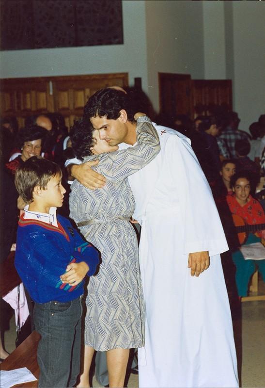 Diácono Higinio Sánchez I
