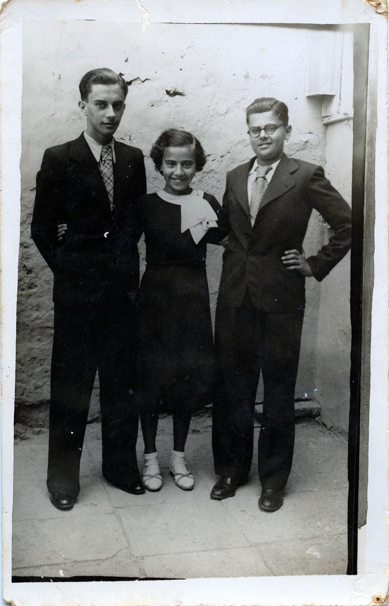 Hermanos Topham Díaz