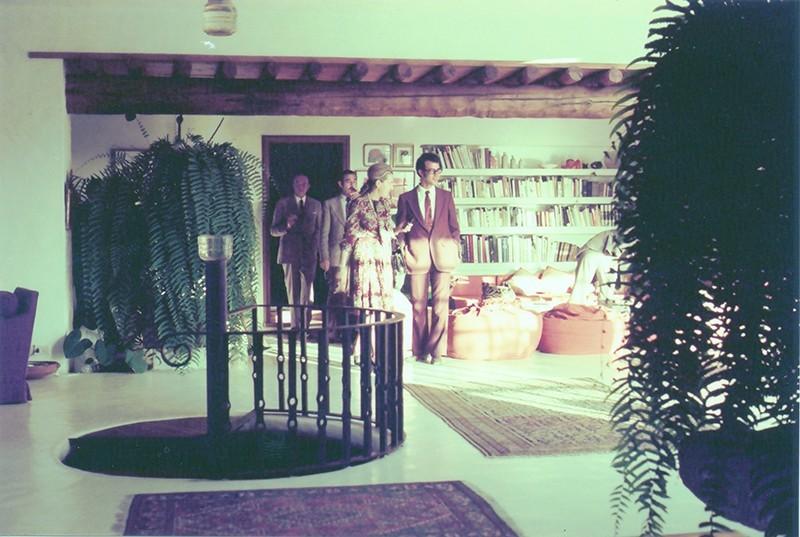 Visita a la casa de Manrique VI