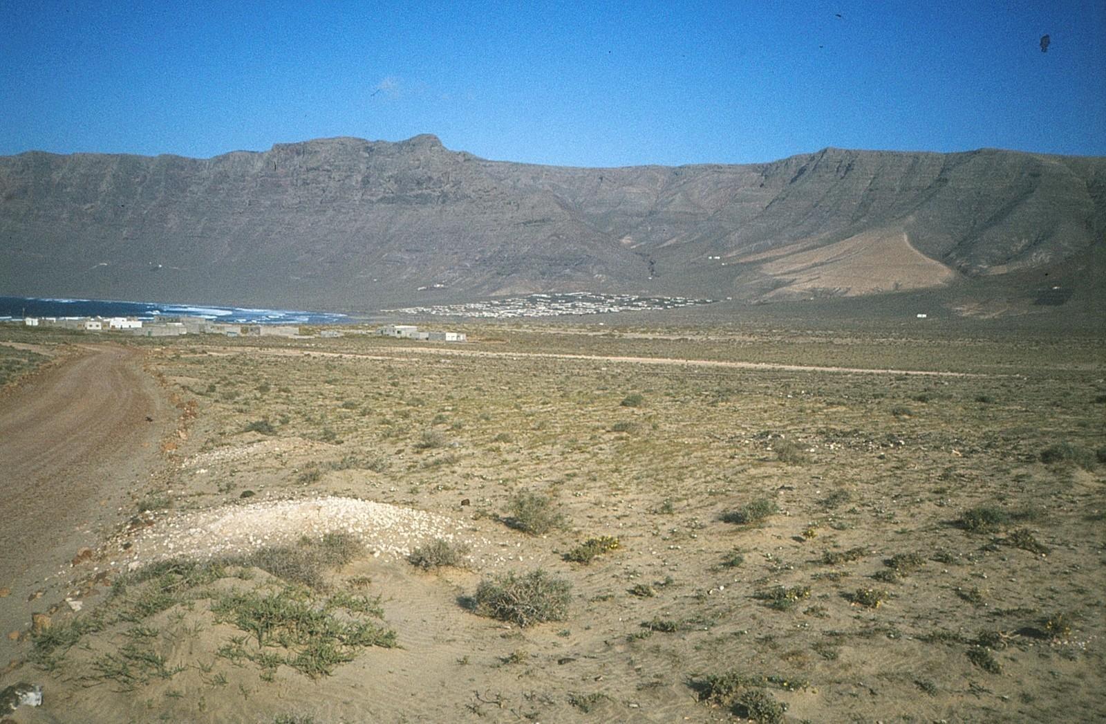 Carretera de Soo a La Caleta I
