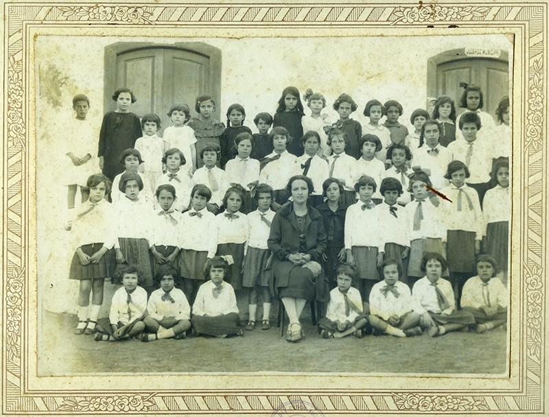 Escuela de Margarita Martín Martín