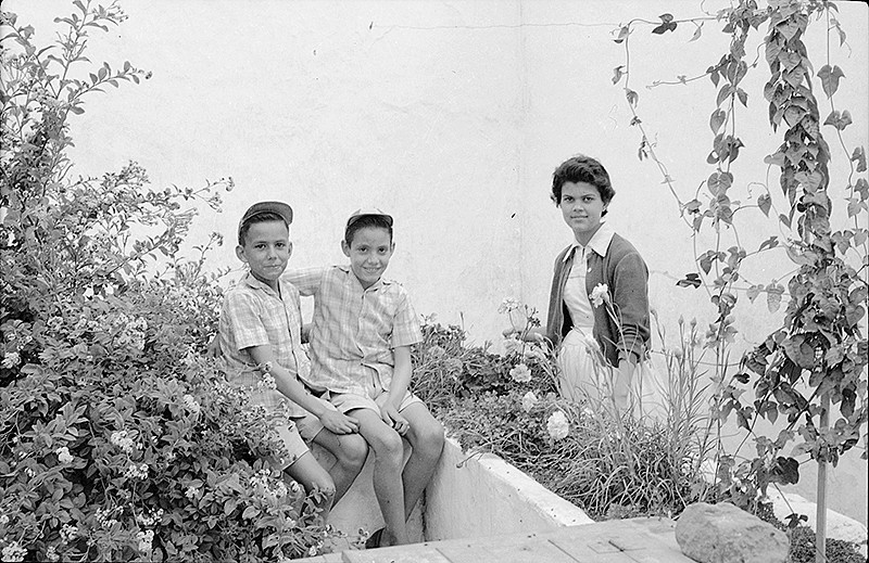 Niños Navarro Cordero