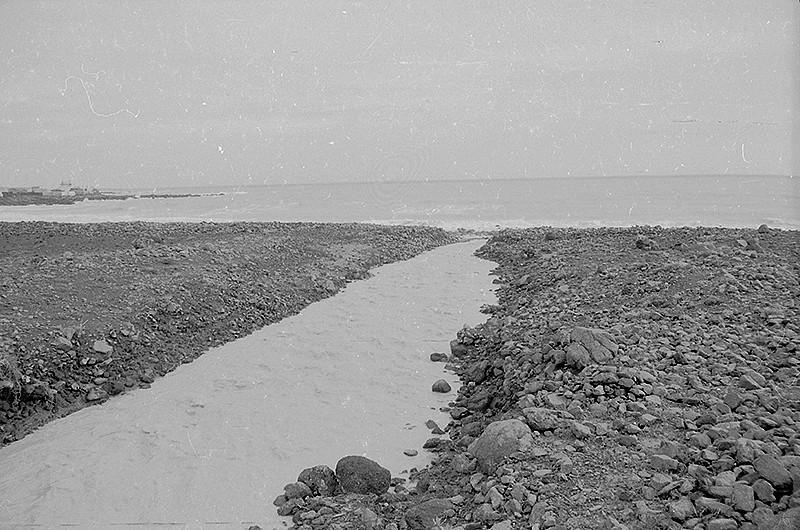 Barranco de agua