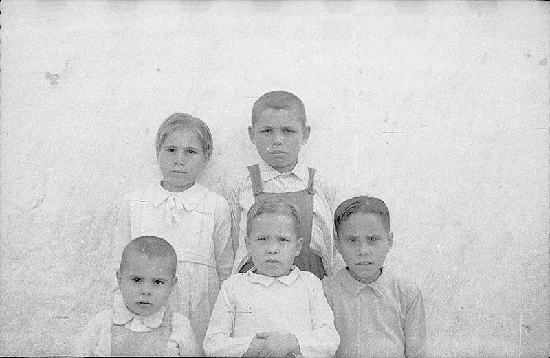 Niños de Tabayesco