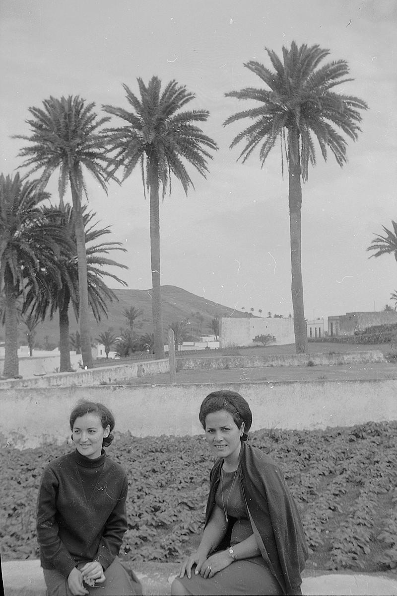 Jóvenes en el Valle de Haría