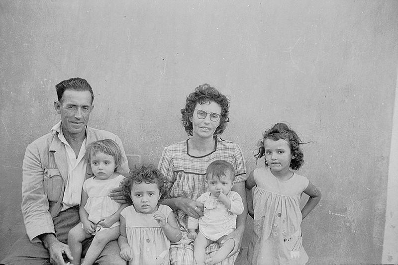 Familia de Alpidio Curbelo
