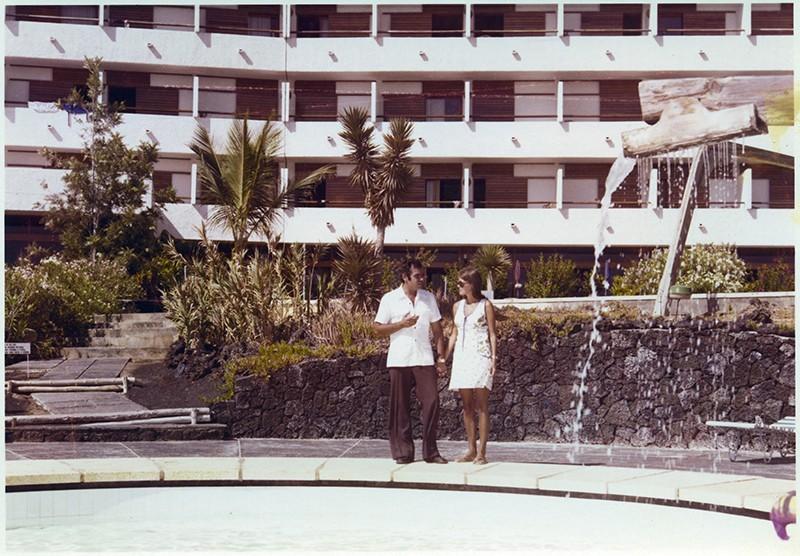 En el Hotel Fariones