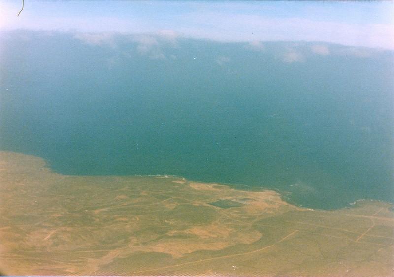 Imagen aérea de Costa Teguise II