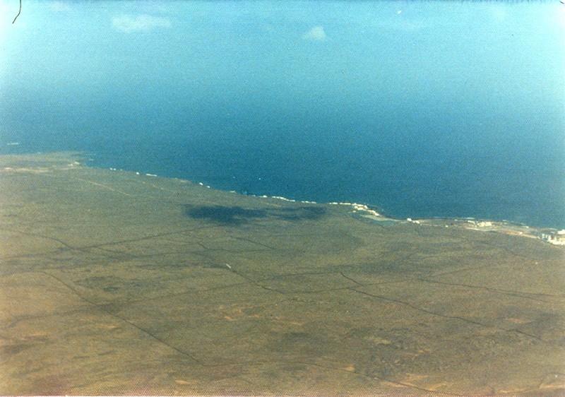 Imagen aérea de Costa Teguise IV