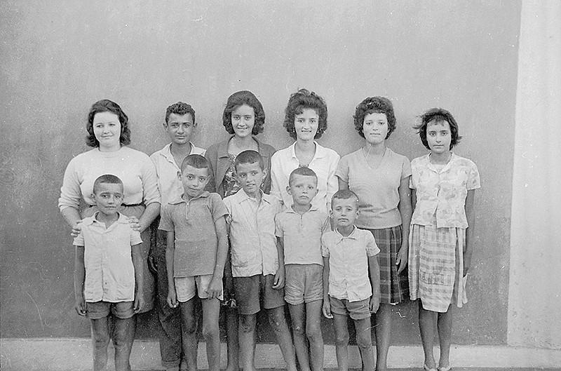 Familia Curbelo de Máguez