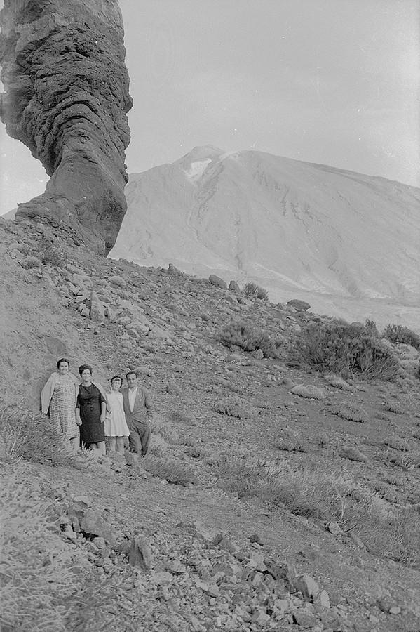 Cañadas del Teide I
