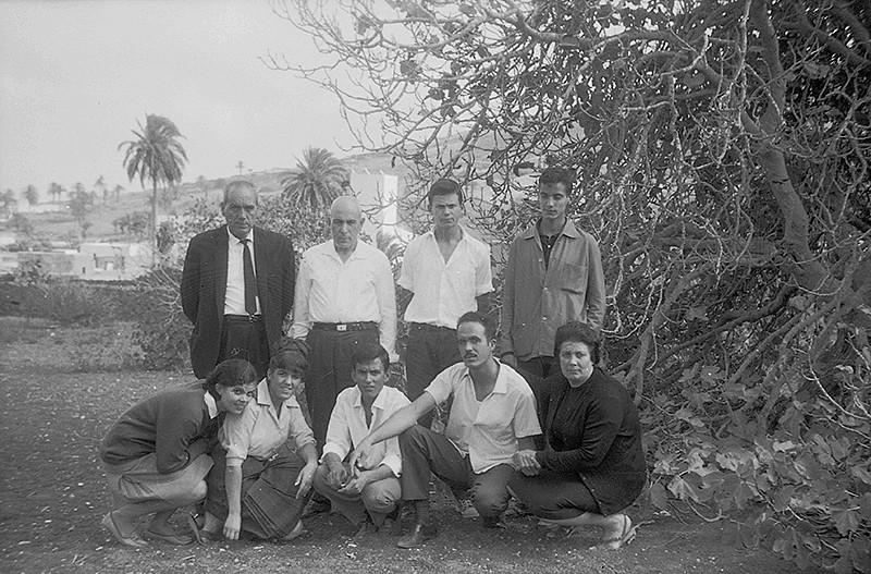 Familia Navarro Cordero