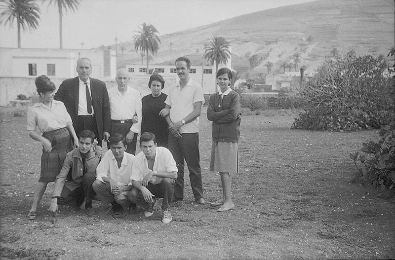 Familia Navarro Cordero I