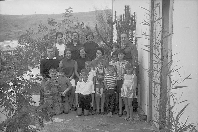 Familia Pacheco Barreto