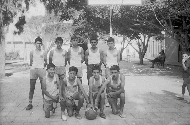 Equipo de Baloncesto de Haría