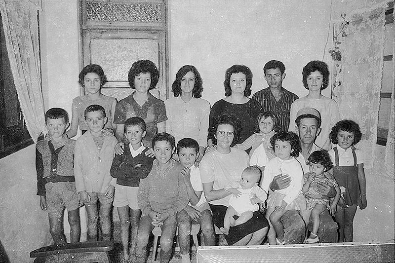 Familia Curbelo Betancort I