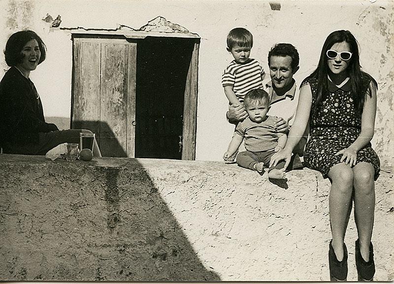 Familia Ferrer-Fajardo