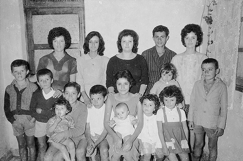 Familia Curbelo Betancort II