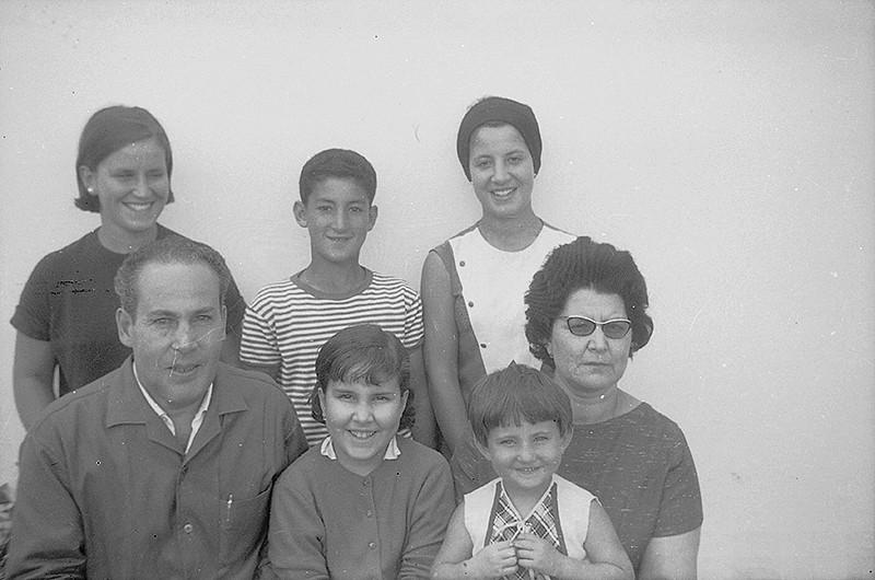 Familia Pacheco Barreto I