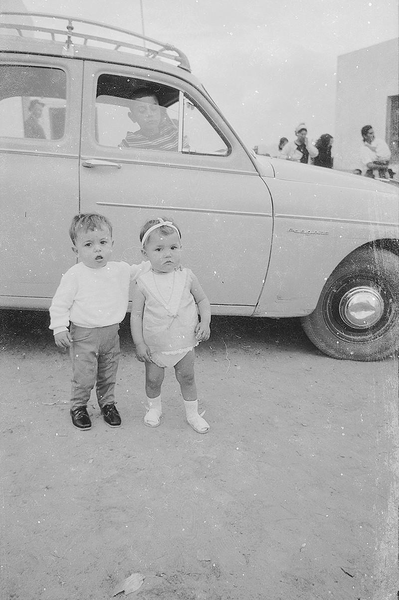 Niños en Órzola
