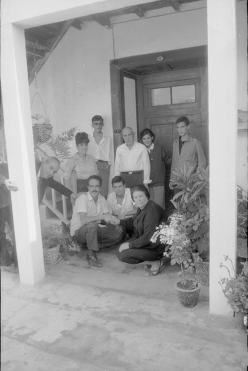 Familia de Víctor Navarro I