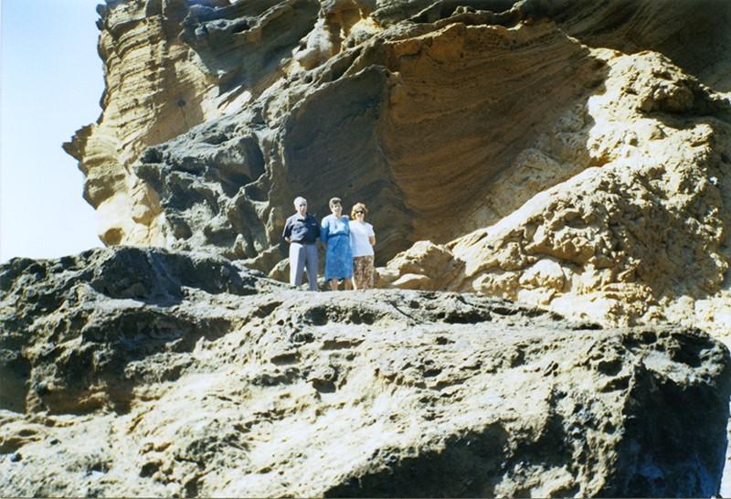 De visita en El Golfo I