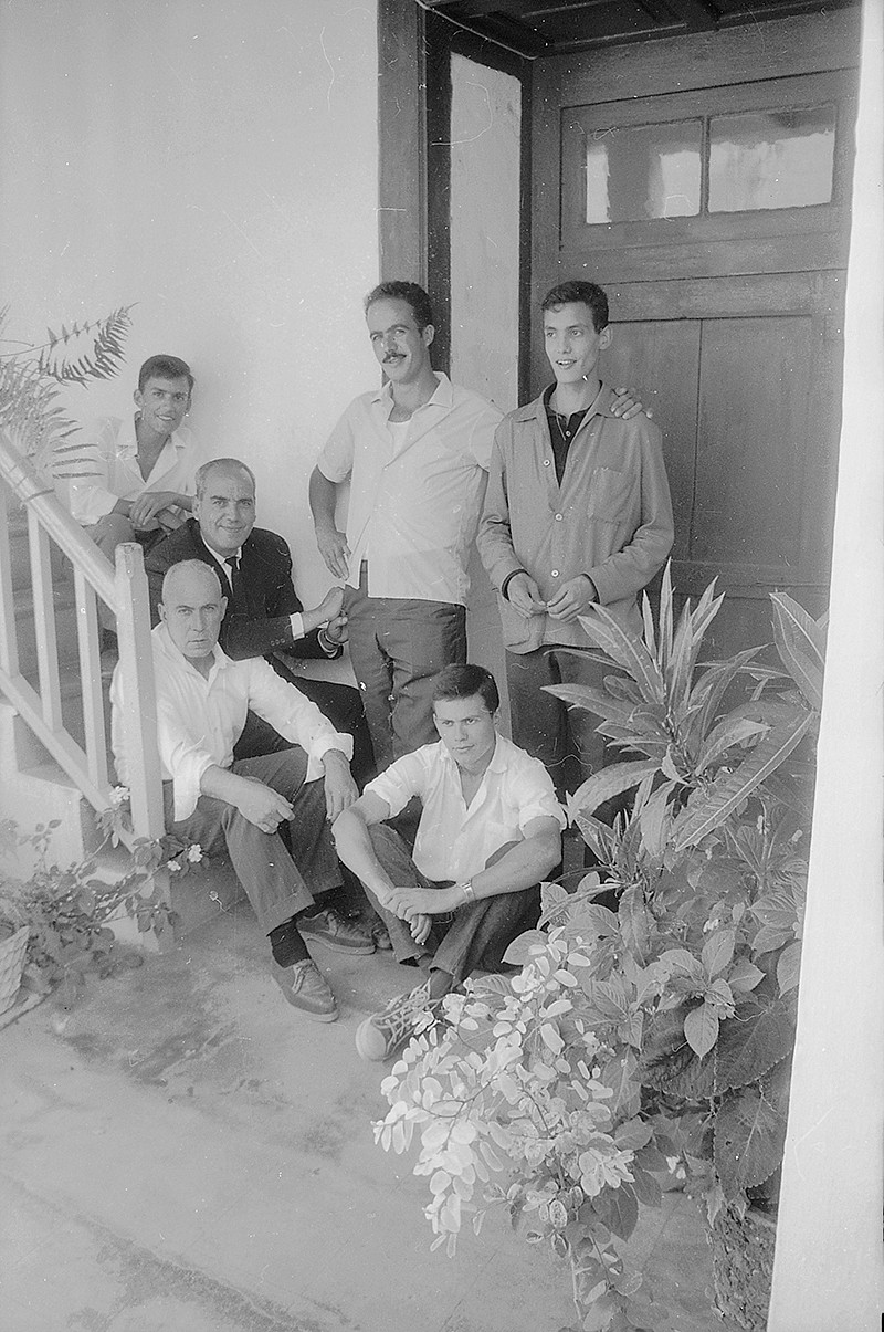 Familia de Víctor Navarro II