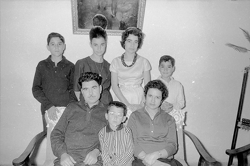 Familia Robayna Fernández