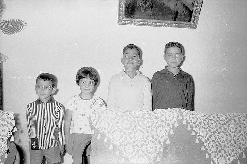 Familia Robayna Fernández I