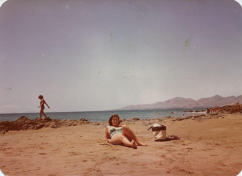 Día de playa en Puerto del Carmen