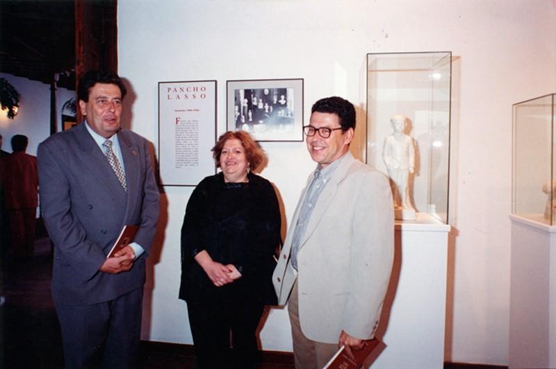 Exposición de Pancho Lasso