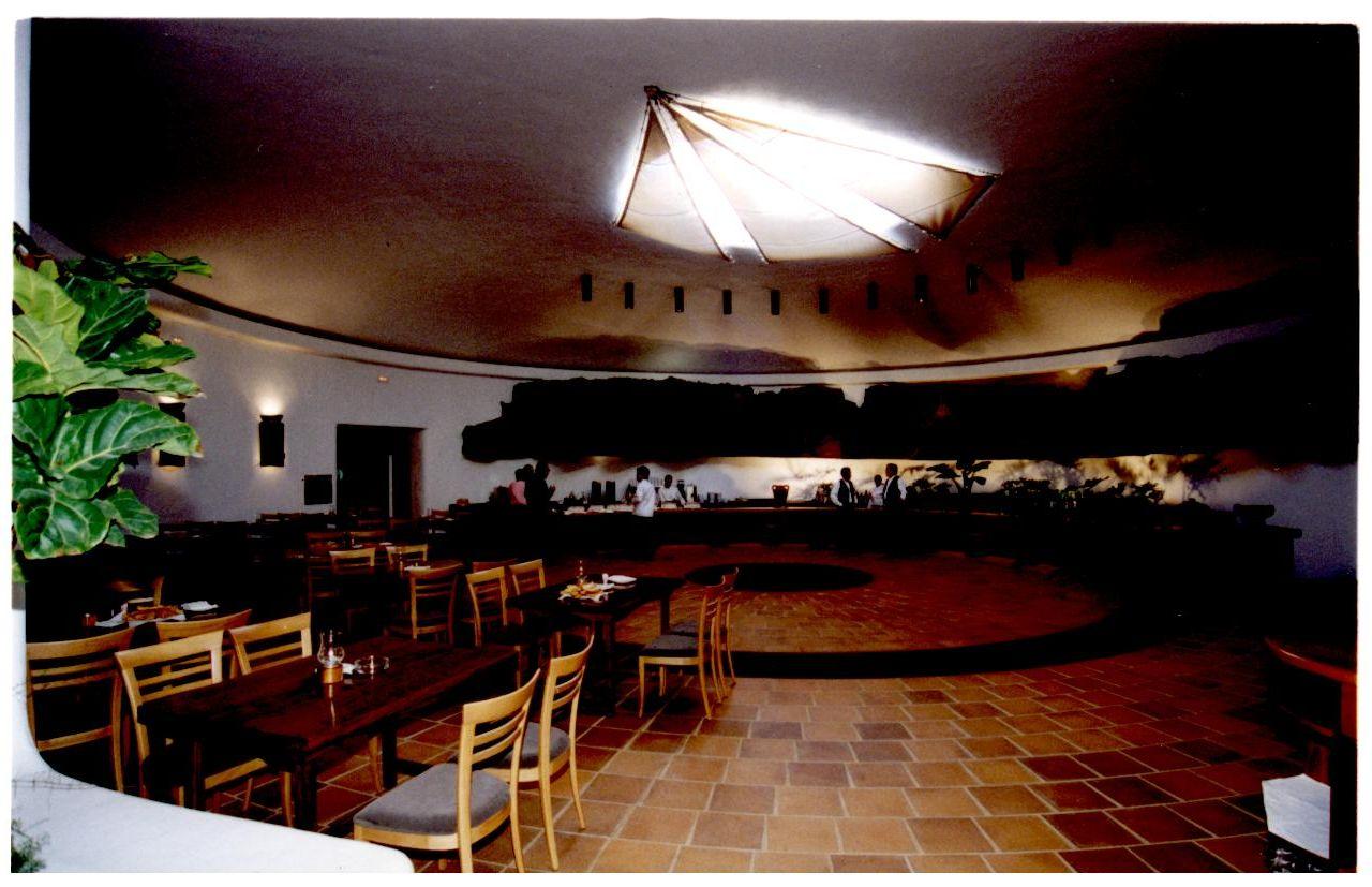 Restaurante del Monumento al Campesino
