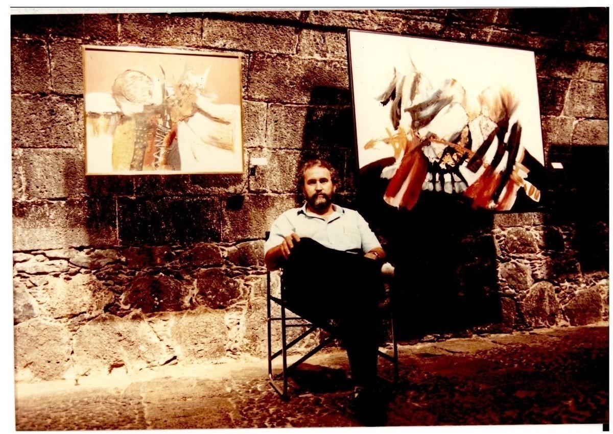 Santiago Alemán en el Miac