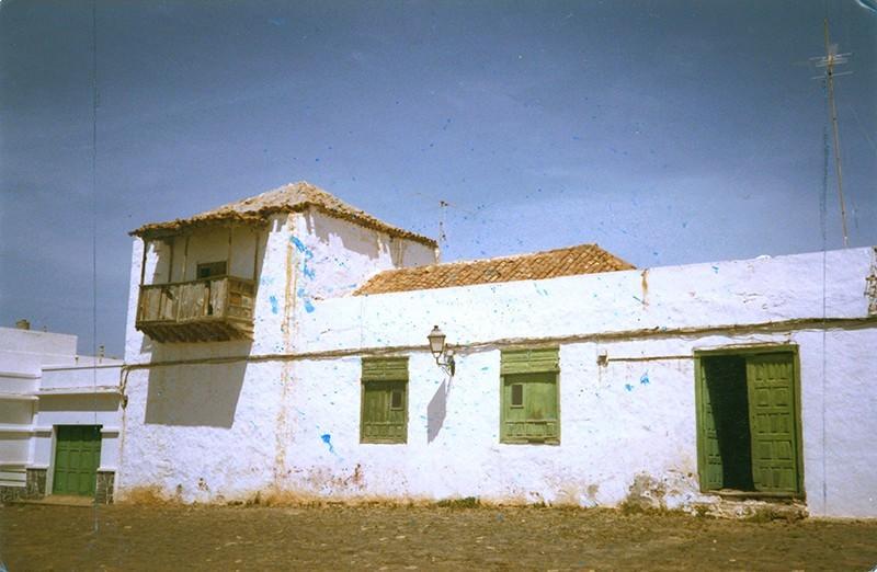 Casa-cuartel de Teguise