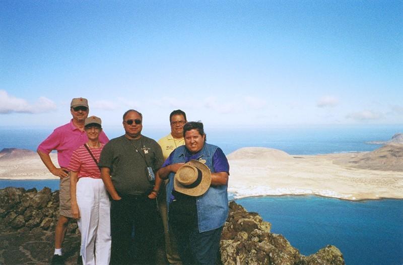 Descendientes canarios de San Antonio de Texas I
