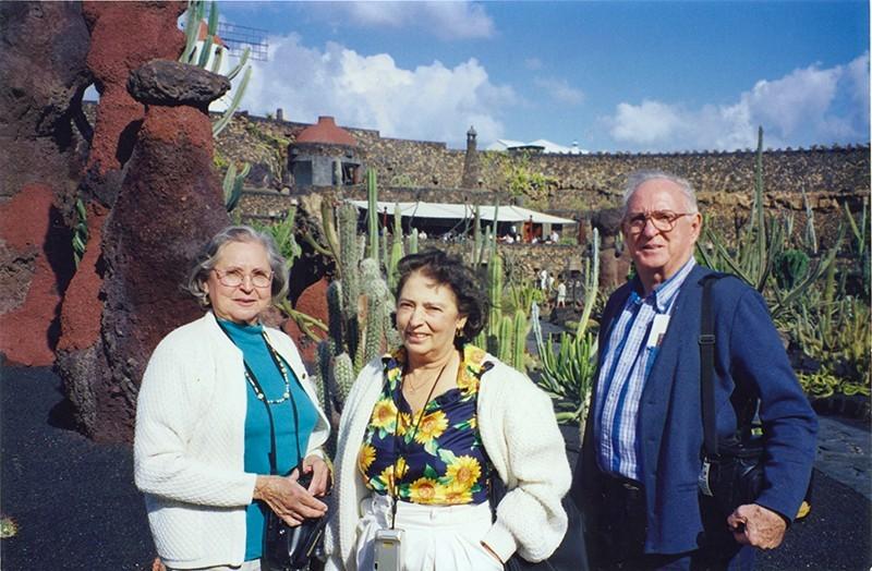 Descendientes canarios de San Antonio de Texas VII