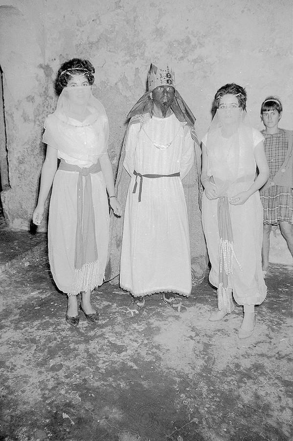 Rey Mago en Haría
